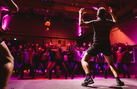 Haka als sales kick-off